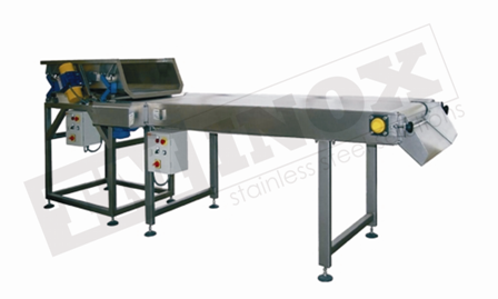Equipment for primary processing