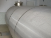 Stainless steel distiller tanks